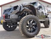 Jeep WRANGLER UNLIMITED معدل