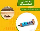 شركة رش مبيدات بجدة بق صراصير فئران نمل
