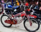 دراجه هوائيه مقاس 20 استخدام مره واحدة ف