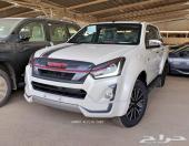 ايسوزو دي ماكس 2019 فل كامل GT 4X4 سعودي