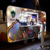 تفصيل وتصنيع وتعديل عربات الطعام فود ترك food truck