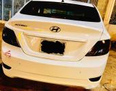 Hyundai accent 2016 automatic