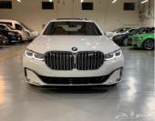 BMW 730. 2020