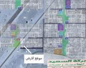 ارض بمخطط الرياض د شرق القطار 370