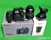 كاميرا كانون canon 5D mark III شبه جديدة
