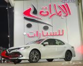 تويوتا كامري GLE هايبرد 2020 سعودي كاش اقساط