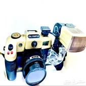 كاميرا أوليمبيا أثرية قديمة (متجر موثق)