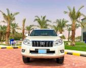 للبيع برادو 2013 لؤلؤي 4 سلندار TXL الرياض