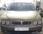 BMW735 Li للبيع أو البدل بشي مناسب