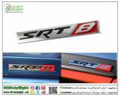 علامة SRT 8 احمر تشالنجر 2008-2011