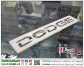 علامة دودج كتابة فضي تشالنجر 2008-2011