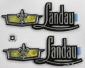 علامة الكتف لاندو للكابرس الكوبيه