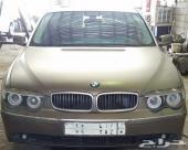 BMW730 Li نظيفة