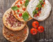 للإيجار فرن فطائر وبيتزا (داخل مطعم شاورما)