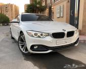 BMW 420 قراند كوبية  4 ابواب نظيف على الضمان