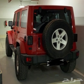 جيب رانقلر Jeep Wrangler