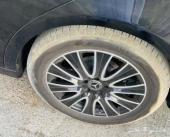 جنوط مرسيدس يخت S500 2020 مع كفرات يوكوهاما