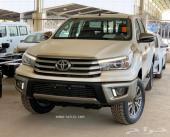 تويوتا هايلكس 2020 2800 تماتيك - عادي (سعودي)