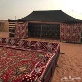 مخيم قسم للبيع جاهز
