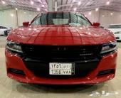 دوج تشارجر V6 موديل 2015  ( مخزن )
