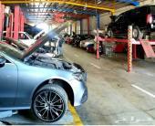 مركز شام للصيانة السيارات الاوربيه رنج روفر
