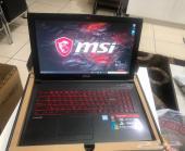 للبيع لابتوب MSI قيمنق جبار الموصفات