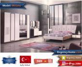 غرف نوم تركية بتصاميم راقية