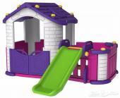 بيت ألعاب أطفال بأقل الأسعار وضمان