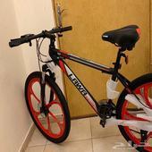 دراجة المنيوم جديدة   4 هدايا