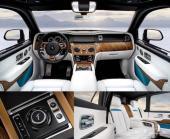 رولز رويس Rolls-Royce CULLINAN 2019