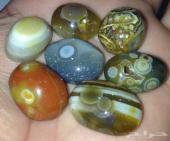 7 احجار سليماني هندي خامات مميزة
