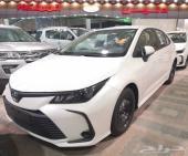 تويوتا كورولا 2020 محرك 1.6 سي سي سعودي