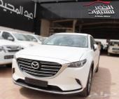 مازدا جيب CX9 فل كامل 2019 سعودي