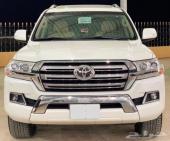 تايوتا لاندكروزر GXR3 موديل 2016 سعودي