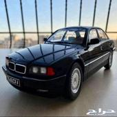 مجسم BMW 7 series جديد