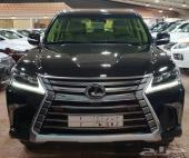 جيب لكزس LX570 موديل 2017 سعودي