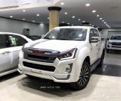 ايسوزو ديماكس 2019 GT فل دبل - بدون (سعودي) .