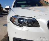 اصطاب BMW نظيف جدا الفئة الخامسة 2014
