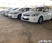 سيارات اكسنت 2017 السعر 31.000 الف