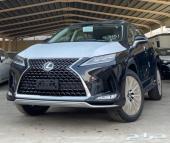 لكزس RX 450 H - أسود 2021 سعودي