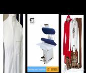مغسلة ملابس بالبخار للبيع