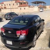 تفشروليه ماليبو 2013 فل كامل للبيع. الموقع  محافظة الخفجي