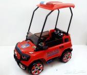 عرض خاص علي سيارة الشرطة للأطفال مع هدية