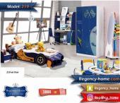 غرف اطفال سيارات بتصاميم مميزة