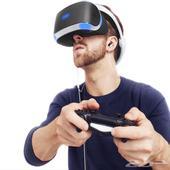 نظارات الواقع الافتراضي VR سوني 4