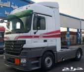 شاحنة اكترورس 2009 بطاقة جمركية 1844