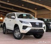 تويوتا فورتشنر GX2 ديزل 2021 سعودي