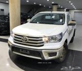 تويوتا هايلكس 2018 GLX غماره (سعودي) ...