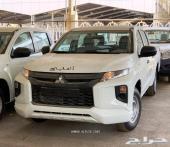 ميتسوبيشي L200 2020 ديزل 4X2 2.5 (سعودي)