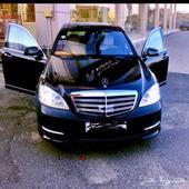 أبها - السيارة  مرسيدس - S